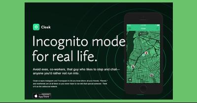 La app que te geolocaliza los contactos con los que no quieres cruzarte