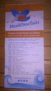 Programa del MexilOnseTuits 2014