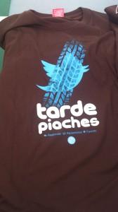 Camiseta #MexilOnseTuits by @Reizentolo
