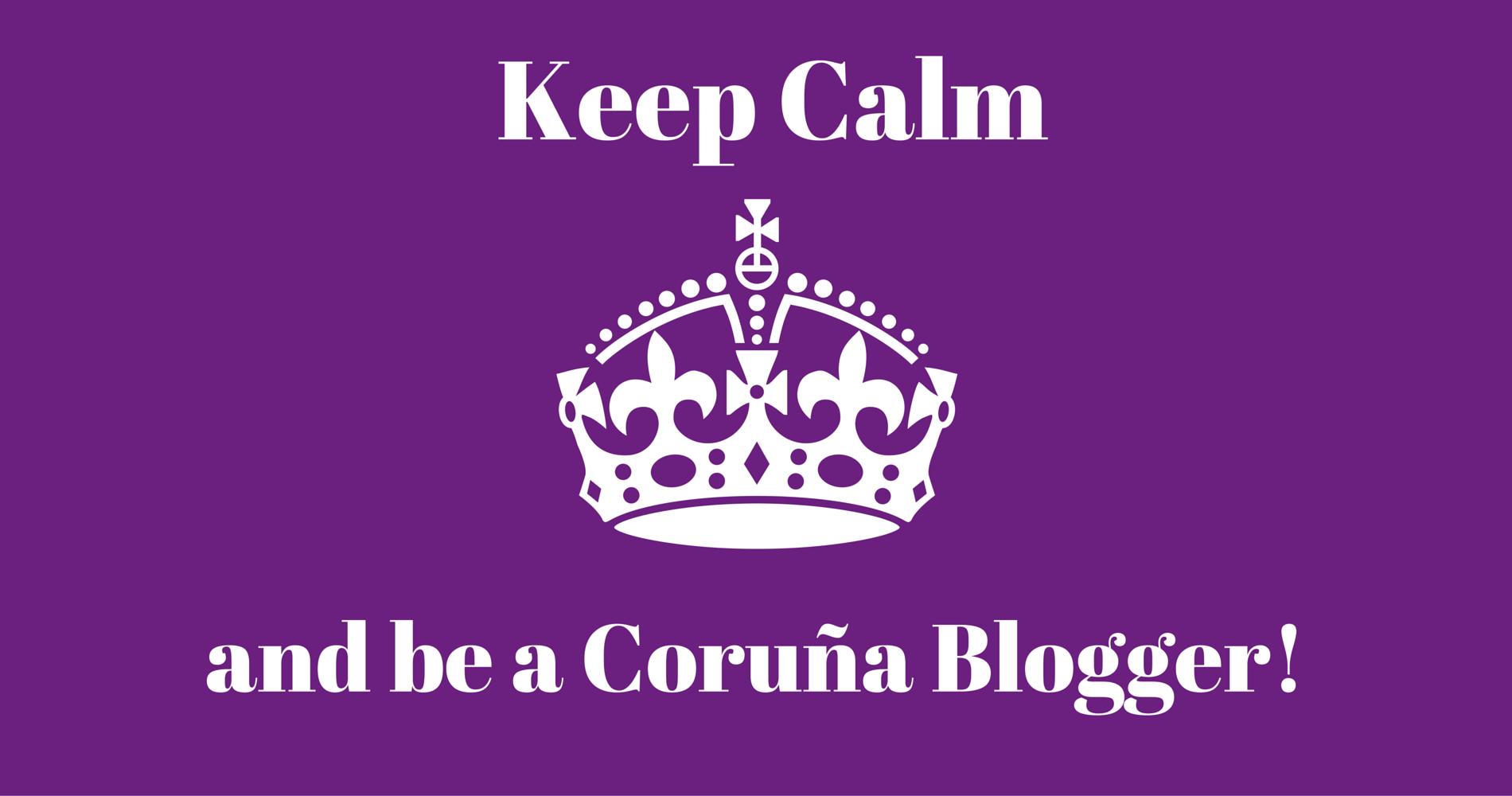 Primer encuentro Coruña Blogger
