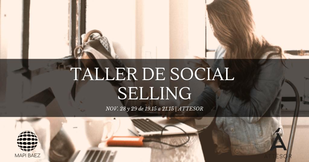 taller social selling 28 y 29